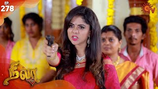 Nila - Episode 278 | 26th February 2020 | Sun TV Serial | Tamil Serial