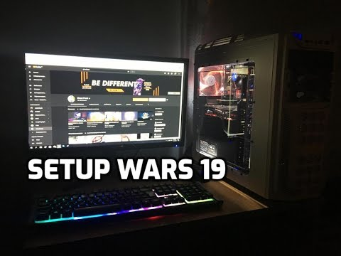 SETUP WARS 19 - COUGAR ATTACK