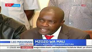 Mzozo wa msitu wa Mau waendelea