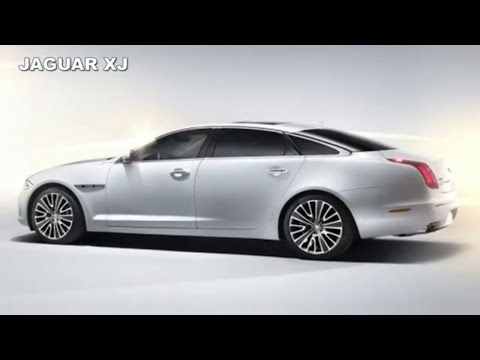 2019 Jaguar XJ: Stunning Outside - Luxurious Inside