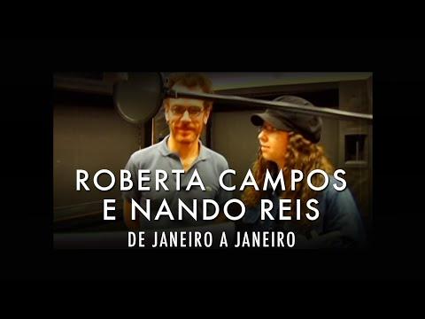De Janeiro a Janeiro (part. Roberta Campos) - Nando Reis
