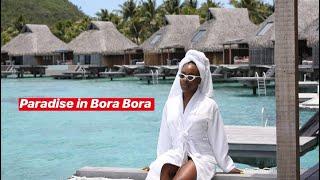 Sun, Rum, and Bora Bora