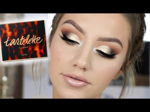 Tartelette Toasted Eyeshadow Palette by Tarte #4