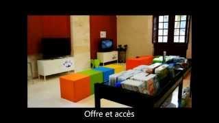 preview picture of video 'Les jeux vidéo à la médiathèque de Saint-Avertin'