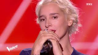 The voice : B. Demi-Mondaine - «Baby did a bad bad thing» (Chris Isaak) (saison 7)