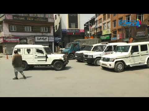 Strike against rape of minor disrupts normal life in Kashmir