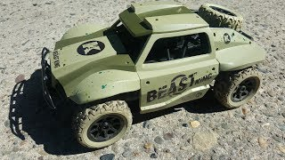 Racing Rally RC - Speed Glory 1:18 Scale 4WD Off-road RC Car RTR