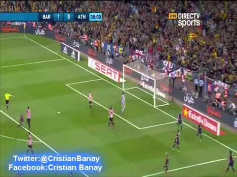 Barcelona 3 Athletic Bilbao 1 (Relato Pablo Giralt) Final Copa del Rey 2015