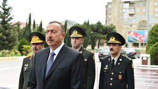 """Ильхам Алиев: """"Азербайджан воюет на своей земле"""""""