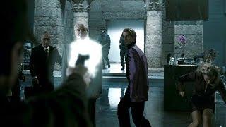 IMAX. Trying to kill Ozymandias   Watchmen