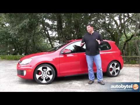 2012 Volkswagen GTI: Video Road Test and Review