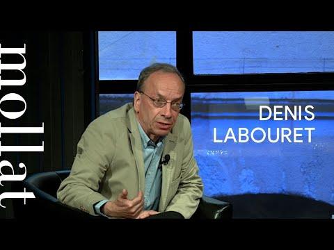 Conférence autour de Romain Gary avec Denis Labouret
