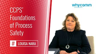 CCPS' Foundations of Process Safety (12 of 19)