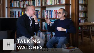 Talking Watches With Gary Shteyngart