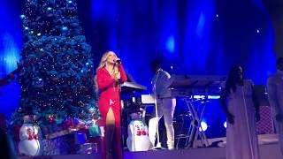 Mariah Carey - O Holy Night (December 4th 2017)