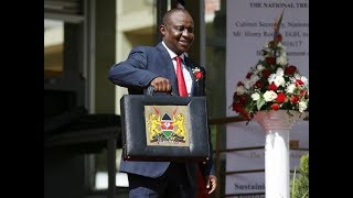 Jubilee government looks outwards to borrow funds to fund 2018-19 budget