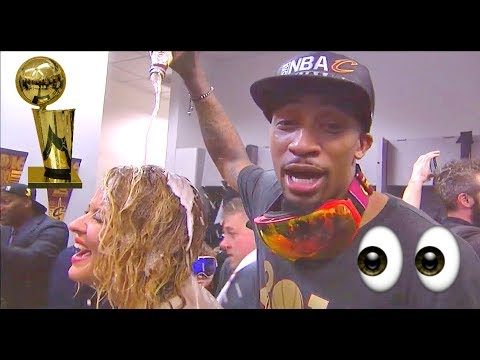 LeBron James And Cleveland Cavaliers CELEBRATE Going Back To NBA Finals 2017