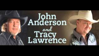 Tracy Lawrence & John Anderson - Hillbilly With A Heartache
