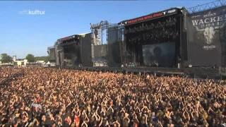 Built to Fall - Trivium - Live @ Wacken Open Air 2011 Legendado PTBR 720p HD