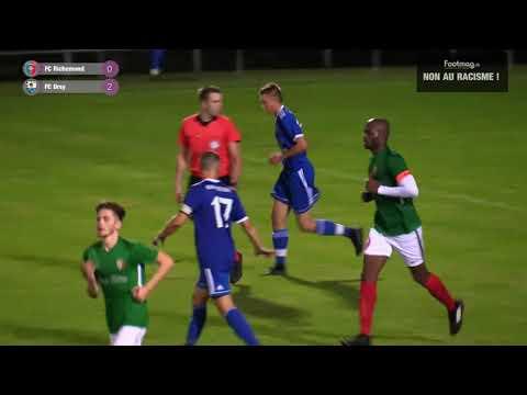 FC Richemond VS  FC Ursy