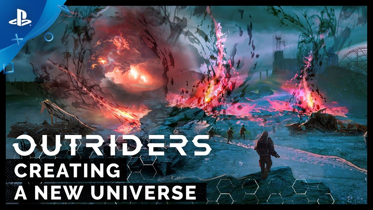 The History of the Future: Delving into the Universe of Outriders