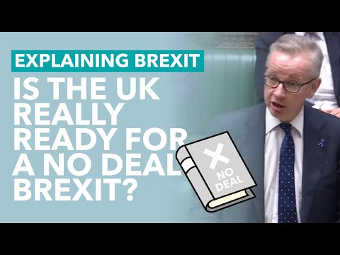 Is the UK Ready for No Deal? (October 2019) - Brexit Explained