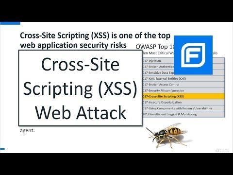 Cross-Site Scripting (XSS) Web Attack (Demo for AppSec)