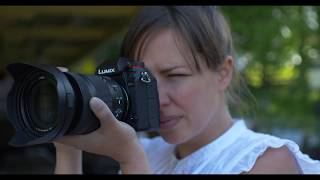 YouTube Video 8nYvWWJHd8o for Product Panasonic Lumix DC-S1R Full-Frame Camera by Company Panasonic Corporation in Industry Cameras