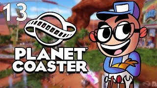 Northernlion Plays - Planet Coaster - Episode 13 [The BoneRattler]