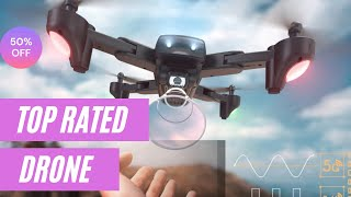 Foldable FPV RC Quadcopter with 1080P HD Drones – 5G WiFi Drones – Best Drones 2021