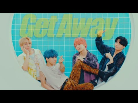 OWV4枚目のシングル「Get Away」7月28日発売!