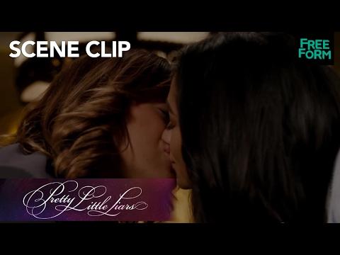 Pretty Little Liars | Season 7, Episode 15: Paige Says Goodbye to Emily | Freeform
