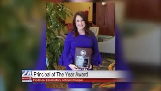 Principal of the Year Award