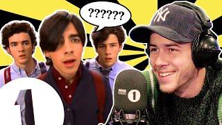 Can Jonas Brothers Remember Their Own Lyrics?! 🤔