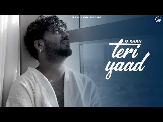 Teri Yaad video