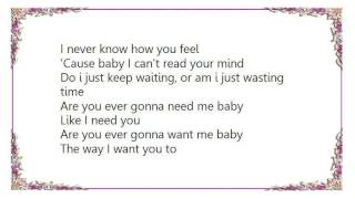 Chris Cagle - Are You Ever Gonna Love Me Lyrics