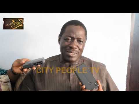 Emotional Speech: I Am The Only Survivor Of My Mother's 4 Set Of Twins---Taiwo Hassan Ogogo