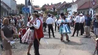 preview picture of video 'Sv.Annenské hody Velatice. 2009. První díl.'