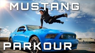 Mustang Parkour