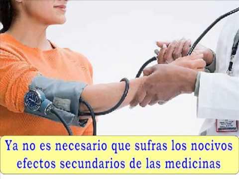 Medicamentos para la presión arterial alta