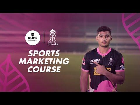 RR 🤝 Deakin University | Sports Marketing Course