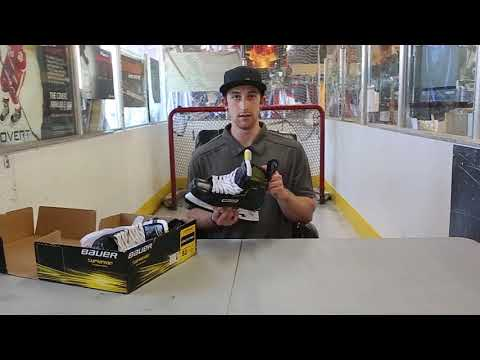 2018 Bauer Supreme Ignite Pro+ Ice Skates Review
