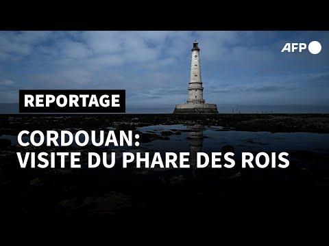 Cordouan: 400 ans après sa construction, le phare des rois espère son sacre à l'Unesco   AFP Cordouan: 400 ans après sa construction, le phare des rois espère son sacre à l'Unesco   AFP
