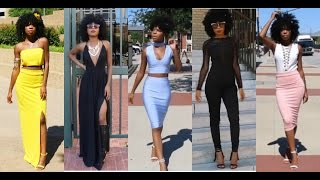 Spring Look Book : 6 Outfit Ideas FT. Hot Miami Styles