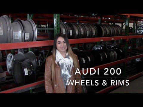 Factory Original Audi 200 Wheels & Audi 200 Rims – OriginalWheels.com