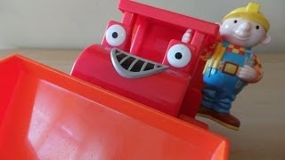 Bob The Builder Muck Bulldozer Toy With Sounds !