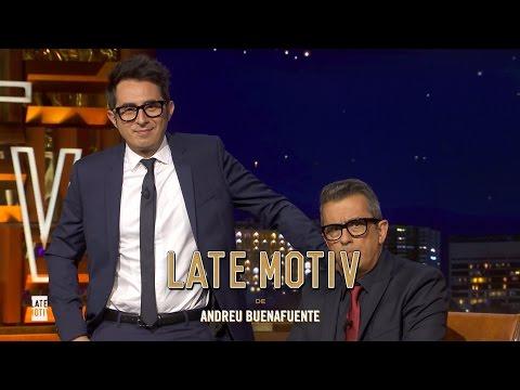 LATE MOTIV - Berto Romero... ¿Tiene el graduado escolar? | #LateMotiv210