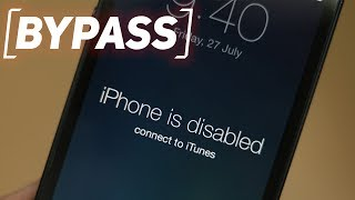 "How to Bypass ""iPhone is Disabled"" On Any iPhone"