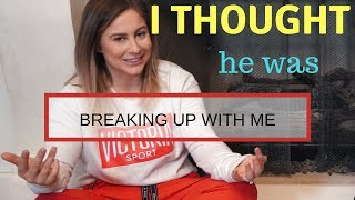 i thought he was planning on breaking up with me... | story time with shawn east