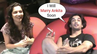 Ankita Lokhande Released Unseen Video Of Sushant Singh Rajput As Tribute On 1st D€ATH Anniversary😭